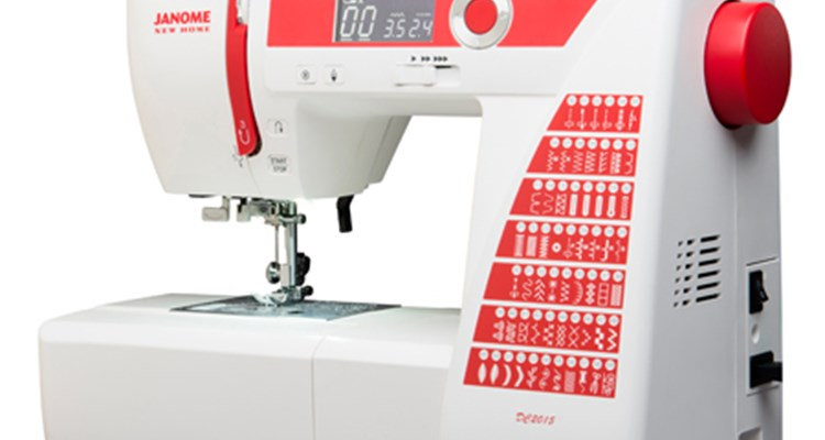 Janome DC2015 Sewing Machine