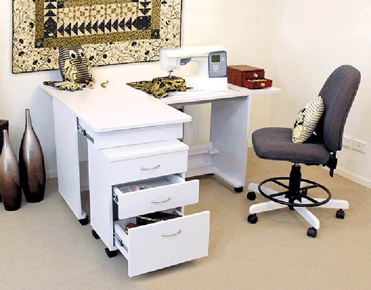 Tailor-made Quilter's Dream Sewing Furniture