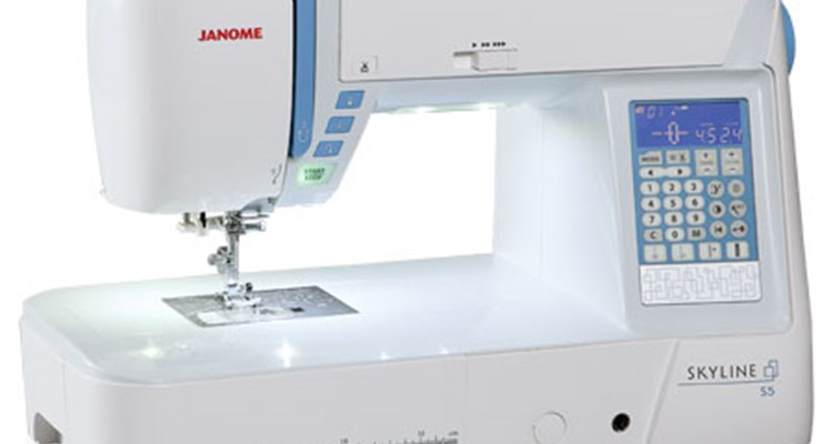 Jane Skyline S5 Quilting Machine
