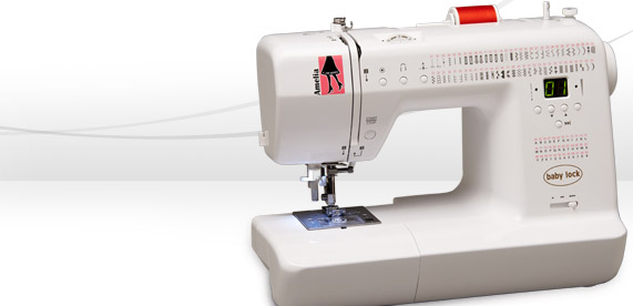 babylock Amelia Sewing Machine
