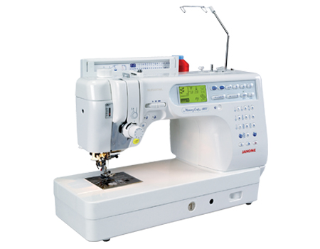 Janome Memory Craft 6600 Quilting Machine
