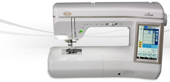 Babylock Aria Quilting Machine