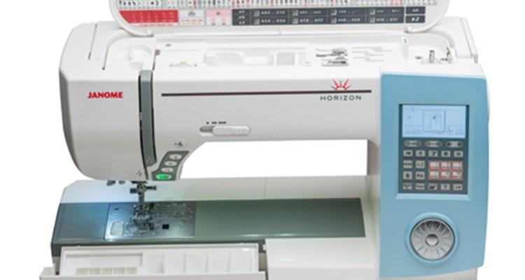 Janome Memory Craft 8900SE Quilting Machine
