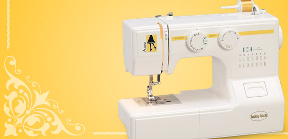 Babylock Anna Sewing machine