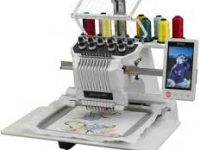 Multi-Needle Embroidery Machine Service and Repair