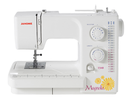Janome 7318 Sewing Machine