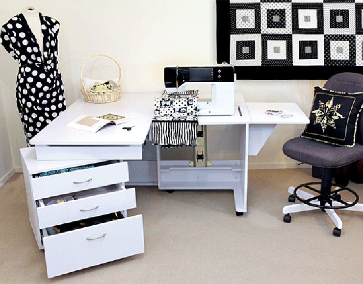Tailor-made Quilter's Vision Sewing Furniture