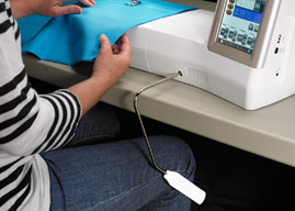 Babylock Journey Sewing Embroidery Combination Machine