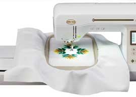 Babylock Flourish Embroidery Machine