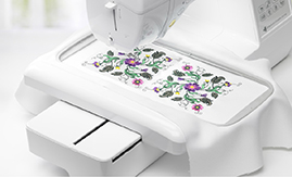 Babylock Accord Embroidery Machine