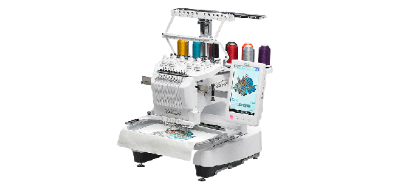 Babylock Valiant Multi-Needle Embroidery Machine